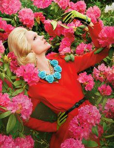 Floral Fashion- Fall Fashion 2013 - Town & Country