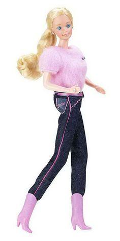 Fashion Jeans Barbie, 1981