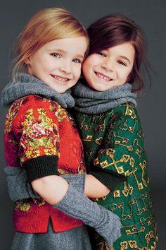 dolce gabbana winter 2015 child collection