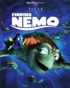 Finding Nemo - Disney Pixar