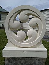 Look through our sculpture, memorial and headstone galleries. Brett specialises in Maori designs. Abstract Sculpture, Sculpture Art, Sculpture Ideas, Stone Sculptures, Maori Symbols, Geometric Coloring Pages, Marble Carving, Cemetery Monuments, Polynesian Art