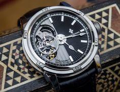 Louis Moinet Mecanograph Watch Review