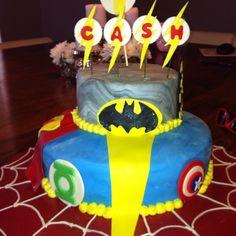 Super hero Birthday!!