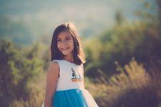 Fotografía de #Familia en #Castellón y #Valencia - Reportajes para niñas y niños en el campo