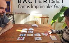 Juegos de lógica: Bacteri-Set - 3Macarrons