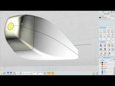 Checking the curve rate Blend Tool, 3d Software, 3d Tutorial, Ergonomic Mouse, Tutorials, Youtube, Inspiration, Biblical Inspiration, Inspirational