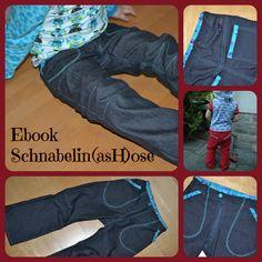 Schnabelinas Welt: Ebook Schnabelin(asH)ose online - broek gratis patroon vanaf 92
