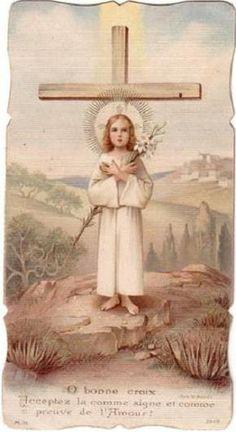 Cross with child | Flickr: Intercambio de fotos