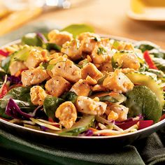 recipe: pampered chef cobb salad recipe [33]