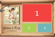 Photobooth Layout, Photobooth Template, Wedding Photo Booth, Wedding Photos, Photo Booth Design, Free Wedding, Layout Design, Templates, Cabins
