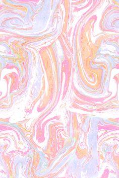 pastel marble print