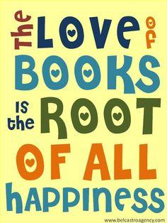 El amor de los libros... The love of books
