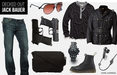 Decked Out:Jack Bauer