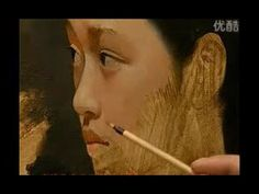 Oil Portrait Painting Techniques of Master Artist