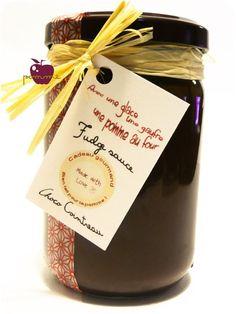 ..Cadeaux gourmands 2011 : Hot decadent fudge sauce au Cointreau..