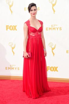 All The Looks At The 2015 Emmys Red Carpet Were A Glitz & Glam Dream — PHOTOS