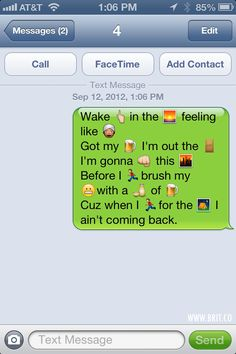 Popular Song Lyrics in iOS Emoticon Form via Brit + Co. The post Popular Song Lyrics in iOS Emoticon Form via Brit … appeared first on Best Pins for Yours. Lyric Prank Text Songs, Lyric Pranks, Kesha Lyrics, Emoji Stories, Popular Song Lyrics, Text Pranks, Lol Text, Funny Texts From Parents, Dance Humor