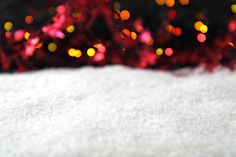 Christmas With Snow And Lights Backgrounds Wallpapers - Your HD Wallpaper #ID54574 (shared via SlingPic)