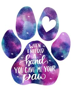 Dogs paw and hand super Ideas I Love Dogs, Puppy Love, Cute Dogs, Tattoos For Dog Lovers, Dog Tattoos, Dog Quotes, Animal Quotes, Pet Loss, Dog Paws