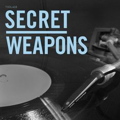 VA – Secret Weapons [Toolroom Longplayer] » Minimal Freaks