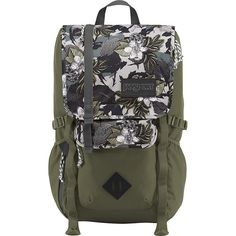 """JanSport Hatchet Backpack - 15"""" - Halftone Camo - School Backpacks ($60) ❤ liked on Polyvore featuring bags, backpacks, grey, laptop tablet backpack, grey backpack, gray backpack, jansport and camouflage laptop backpack"""