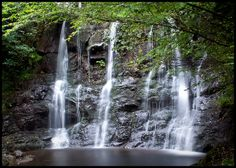 Ess-na-Crub Waterfall by niallc99, via Flickr