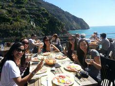 PISA & CINQUE TERRE day trip, Florence - Pisa - La Spezia - Cinque Terre - Florence - Italy on a Budget tours