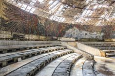 Buzludzha:Bulgaria`s Abandoned Soviet Monument