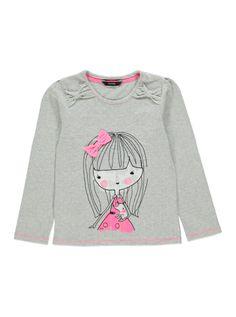 Girl | [Tee shirt graphic idea]