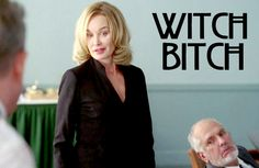 Witch Bitch  #AHS #Coven