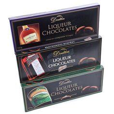 Assorted Doulton Liqueur Chocolates | Poundland  Dad Love These