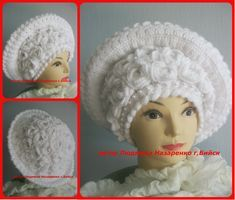 Одноклассники Crochet Baby Bonnet, Crochet Hats, Headbands, Dolls, Beanies, Long Scarf, Caps Hats, Crocheting, Tejidos
