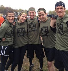 Tough Mudder Team Names – Ideas for Your Mud Run Gang