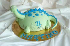 Torta dinosauro