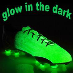 detailed look dd7ed aa42b adidas adizero Hunt TRX FG WhiteWhiteBahia Glow in the Dark Firm Ground  Soccer Cleats - model