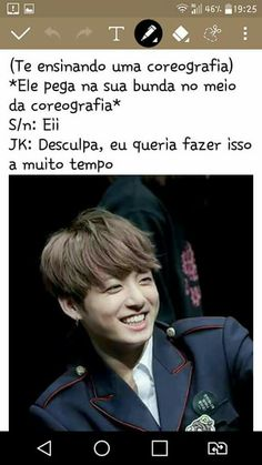 OLHA A SAFADEZA JEON BOLACHA! Fanfic Kpop, Bts Fanfiction, Bts Memes, Foto Bts, Cute Imagines, Jungkook Cute, Bts Imagine, Bts And Exo, K Pop