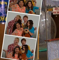 "From Austin and Ally episode, ""Girlfriends & Girl friends"