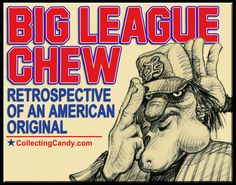 I remember this one!  And I saw that they still sell it in the store the other day!  I would have thought that it would have been forced off of the the shelves by now.   #BigLeagueChew #bubblegum #flashback