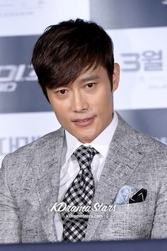 Lee Byung Hun Attends 'G.I. JOE 2' Press Conference [PHOTOS]