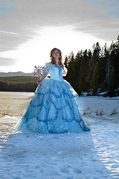 Bubble Dress Details - Costuming - Glinda&-39-s Bubble Dress ...