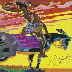 """""""Brinsley Schwarz"""" (1970, Capitol).  Their first LP."""