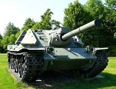 Aberdeen US Army Ordnance Museum - MBT-70 Main Battle Tank / 02MBT-70