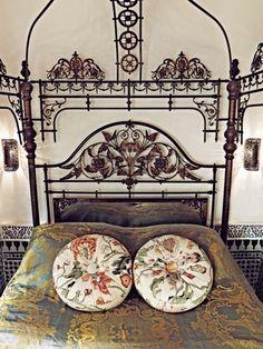 photo of house in Marrakech by JONAS INGERSTEDT #Marrakech, #bedroom, #bed