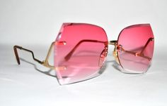 vintage rose coloured glasses