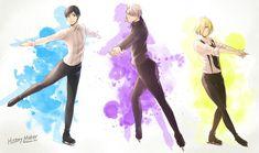 Yuri on ice | anime