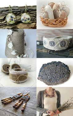 Rustic Valentine's Day by Tanya Tiushchenko on Etsy--Pinned with TreasuryPin.com