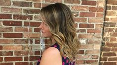 Balayage by Alexandria Haircut by Dana for the House of J Henry.