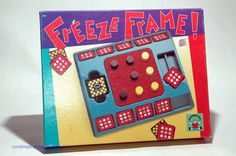 """Discovery Toys """"Freeze Frame!"""" game"""
