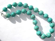 beads    Google Image Result for http://www.charmsoflight.com/Images/Turquoise/Turquoise%2520Hematite%2520Necklace%2520NTu006.jpg