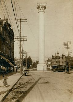 Grand Avenue Water Tower, 1915